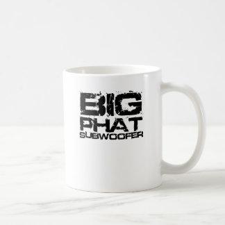 Big Phat Subwoofer Dubstep Coffee Mug