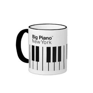 Big Piano(TM) New York Ringer Mug