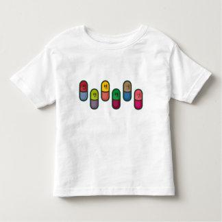 big pills toddler t-shirt
