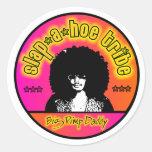 BIG PIMP DADDY Sticker