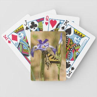 Big Pine Creek, Eastern Sierra Nevada mountains Bicycle Playing Cards