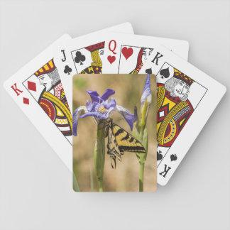 Big Pine Creek, Eastern Sierra Nevada mountains Playing Cards