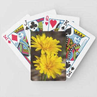 Big Pine Creek, hillside, Eastern Sierra Nevada Bicycle Playing Cards