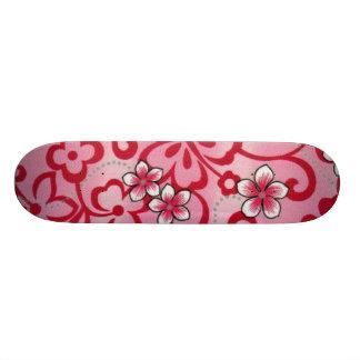 Big_Pink_Flowers[1] Skateboard Deck