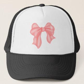 Big Pink Kawaii Bow Trucker Hat
