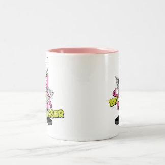 Big Pink Loser Mug