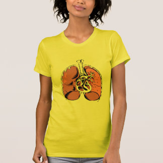 Big Pink Lungs T-Shirt