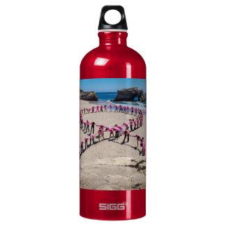 Big Pink Ribbon 32 OZ BPA Free Water Bottle