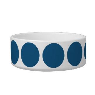 Big Polka Dots Cat Bowl