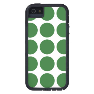 Big Polka Dots iPhone 5 Tough Xtreme Case iPhone 5 Case