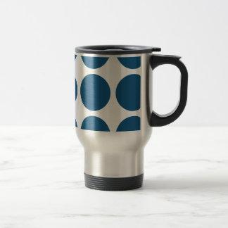 Big Polka Dots Travel Mug