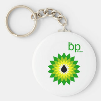 Big Polluter Keychain