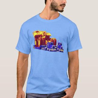 Big Pop Art Trucks T-Shirt