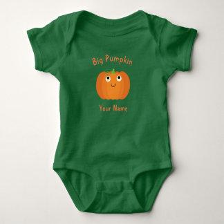 """""""Big Pumpkin"""" Baby Bodysuit"""