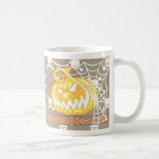 Big Pumpkin Halloween Items Coffee Mug