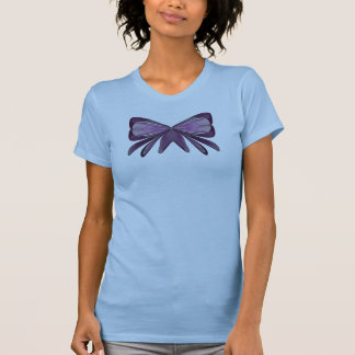 Big Purple Bow Shirt