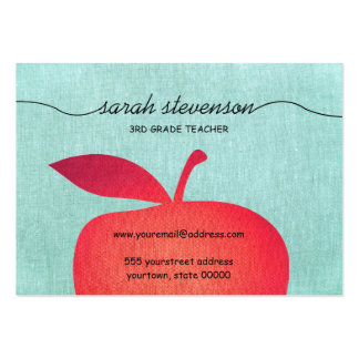 800 Elementary Teacher Business Cards and Elementary