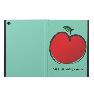 Big Red Apple Personalized Powis iPad Air 2 Case