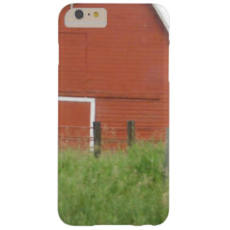 Big Red Barn Barely There iPhone 6 Plus Case