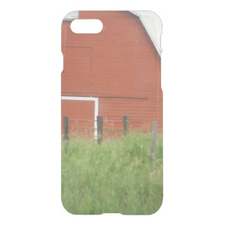 Big Red Barn iPhone 7 Case