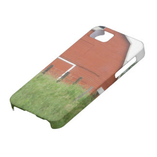 Big Red Barn iPhone SE/5/5s Case