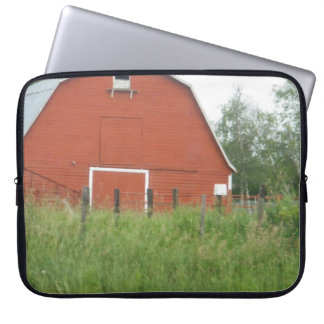 Big Red Barn Laptop Sleeve