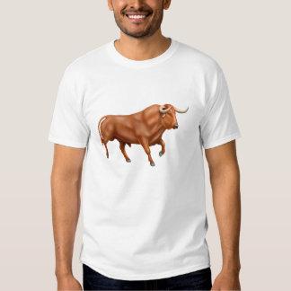 Big Red Bull Men's T-Shirt