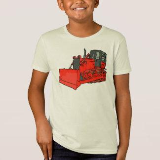 Big Red Bulldozer T-Shirt