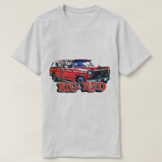 Big Red-But Not the Gum!! T-Shirt