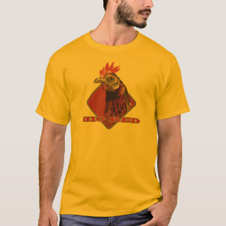 Big Red Country Rooster T-Shirt