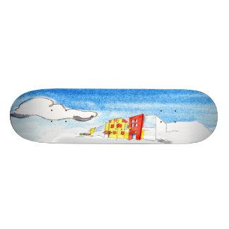 Big Red Door @DuPage Children's Museum Skateboard