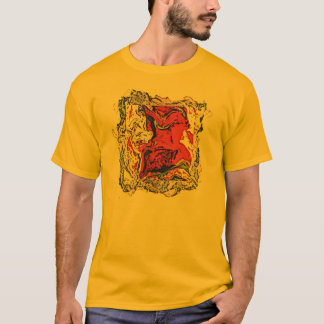 big red elephant T-Shirt