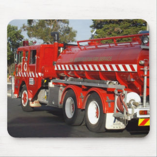 Big_Red_Fire_Engine,_ Mouse Pad