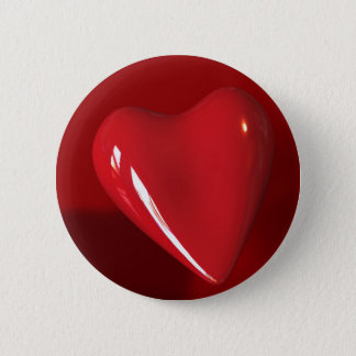 Big Red Heart Button