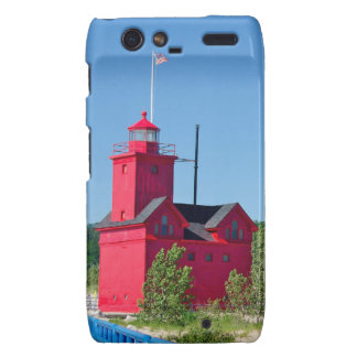 Big Red Lighthouse Droid RAZR Case