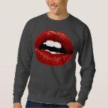 Big Red Lips Sweatshirt