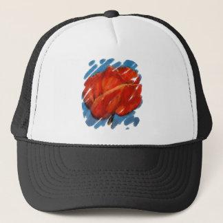 BIG RED POPPY TRUCKER HAT