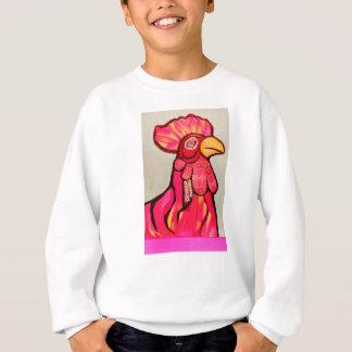 Big Red Rooster Kids Sweatshirt