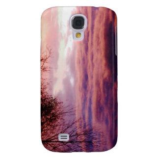 Big Red Sky Iphone 3 case