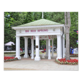 Big Red Spring Photograph