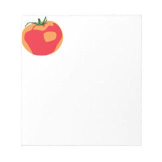 Big Red  Tomato Notepad
