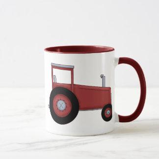 Big Red Tractor Mug
