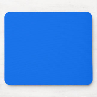 BIG RICH BRIGHT DEEP BLUE BACKGROUND WALLPAPER TEM MOUSE PAD