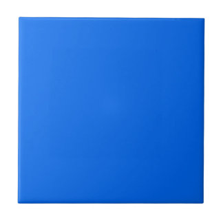 BIG RICH BRIGHT DEEP BLUE BACKGROUND WALLPAPER TEM CERAMIC TILE