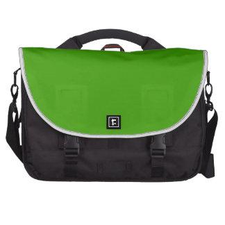BIG RICH BRIGHT DEEP GREEN BACKGROUND WALLPAPER TE LAPTOP COMPUTER BAG