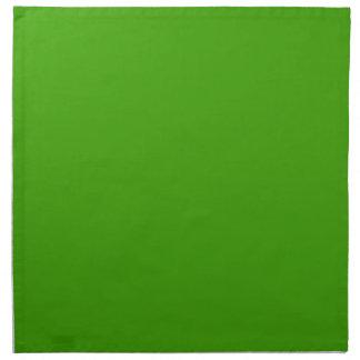 BIG RICH BRIGHT DEEP GREEN BACKGROUND WALLPAPER TE NAPKIN