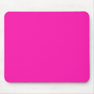 BIG RICH BRIGHT DEEP HOT PINK BACKGROUND WALLPAPER MOUSE PAD