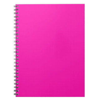 BIG RICH BRIGHT DEEP HOT PINK BACKGROUND WALLPAPER NOTE BOOK