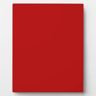 BIG RICH BRIGHT DEEP RED BACKGROUND WALLPAPER TEMP PHOTO PLAQUE