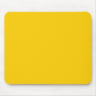 BIG RICH BRIGHT DEEP YELLOW BACKGROUND WALLPAPER T MOUSE PAD